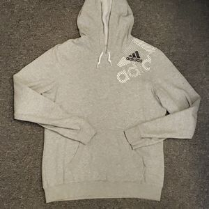 💞 Gently used Women's Adidas hoodie size L